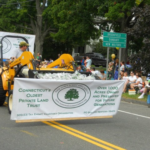 NFA at the Newtown Labor Day Parade